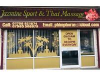 Jazmine Sport & Thai Massage in Elm Park (Under New Management)