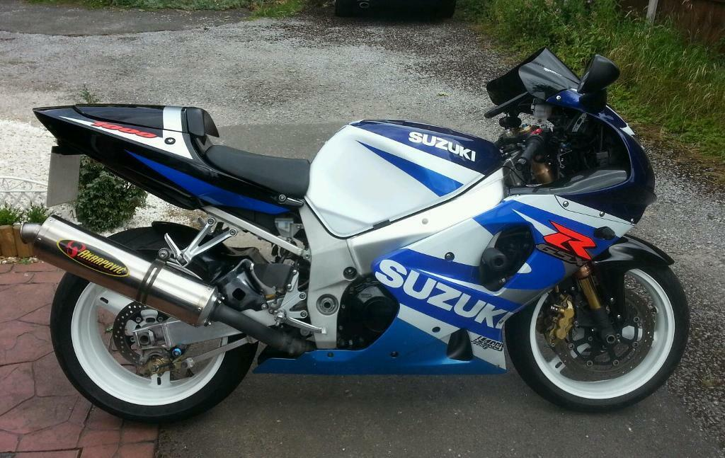 suzuki gsxr 1000 k1 in oakwood derbyshire gumtree. Black Bedroom Furniture Sets. Home Design Ideas