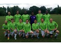 FIND 11 ASIDE FOOTBALL TEAM IN SOUTH LONDON, JOIN FOOTBALL TEAM IN LONDON, PLAY IN LONDON he43