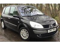 Renault Megane Scenic 1.6 VVT Automatic Privilege MPV People Carrier⭐️MOT Feb 2019⭐️Cheap Auto Car⭐️
