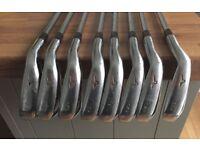 MIZUNO MX-25 FORGED IRONS - 3-PW - STIFF STEEL SHAFTS