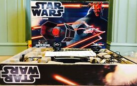 Micro Scalextric G1084 Star Wars Death Star Attack 1:64 Scale Race Set