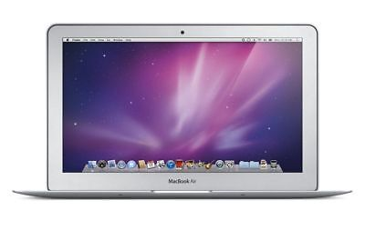 Apple MacBook Air MC505LL/A 1.4 GHz 2GB RAM 64GB Dual-Core SSD 11.6