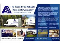 Wanted Driver and porter for busy Removal and storage company based in Hawick