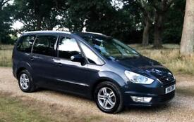 Stunning 2011 7 Seater FORD GALAXY ZETEC TDCI AUTO 2.0, Long MOT, ONLY 61K Mileage