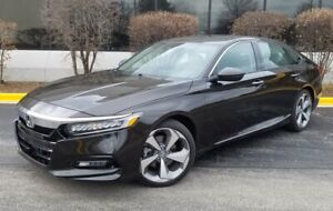 2018 Honda Accord touring lease takeover