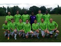 11 ASIDE TEAM, WE ARE RECRUITING, FIND FOOTBALL IN LONDON, JOIN SUNDAY FOOTBALL TEAM, uers32