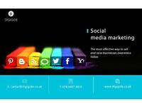 SOCIAL MEDIA MARKETING AND ADVERTISEMENT