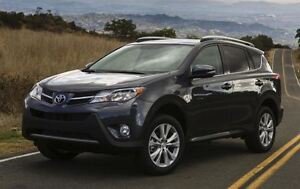2014 Toyota RAV4 XLE- ONLY 57674 KMS!!