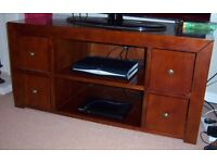 TV Unit / Stand Solid Wood