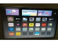 65INCHES PANASONIC 4KULTRA HD SMART TV WITH ORIGINAL REMOTE IN PERFECT WORKING CONDITION