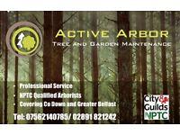 Tree and Garden Maintenance