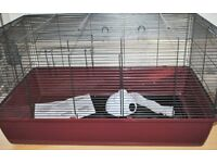 Large Cage for Hamsters, Gerbils and other Rodents