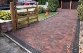 Driveways landscaping gardening services fencing shed indian stone artificial grass Decking paving