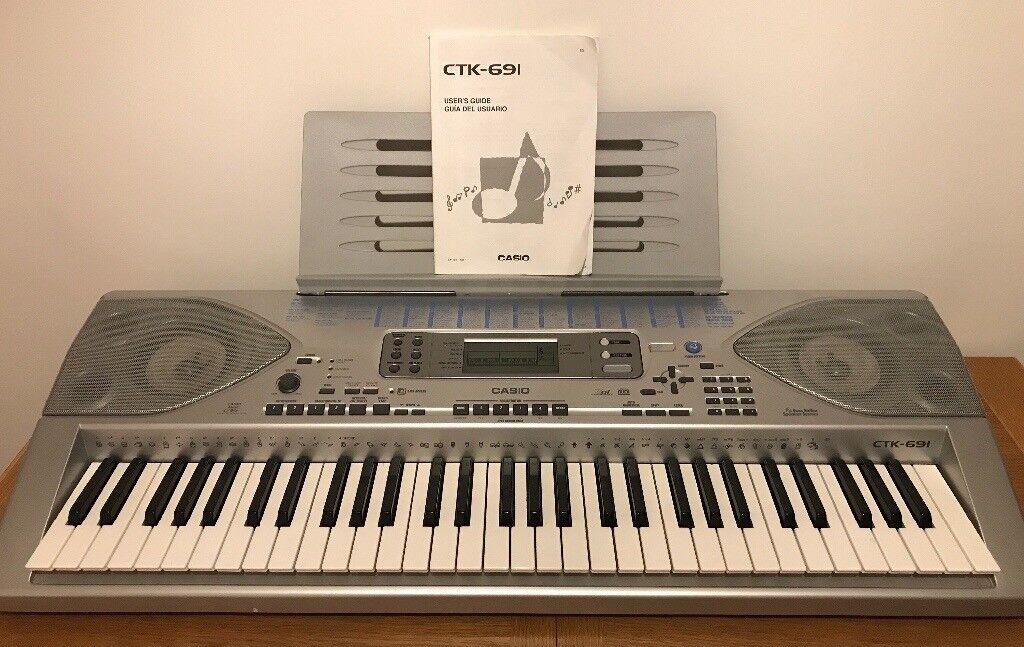 Ctk 691 Casio