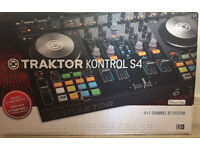 Tracktor s4 Mk2. Boxed with licanse codes. Boxed and mint condition