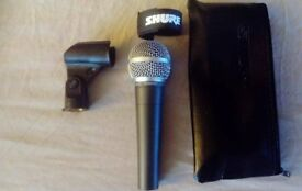 Shure sm58 mics lot (New, Free Postaaage)