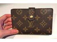 Louis Vuitton French Wallet M61674 authentic, excellent condition