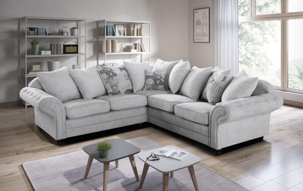 New Dfs Style Sofas 3 2 1 Corner In Birstall West Yorkshire Gumtree