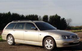 Rover 75 diesel Auto Tourer Connoisseur SE