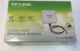 TP-LINK TL-ANT242409A Outdoor 2.4GHz 9dBi Directional Antenna
