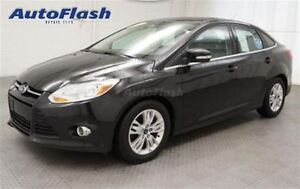 2012 Ford Focus SEL * Cuir/Leather * Toit-Ouvrant/Sunroof *