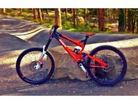 *LOOK!!** Specialized SX Trail - MTB DH Freeride XC enduro Raceface Marzocchi 180mm AM Fox