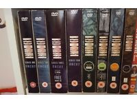 Bad Girls Series 0ne to Eight DVD box sets, every episode & extras
