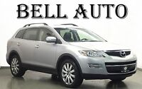2008 Mazda CX-9 GT LEATHER SUNROOF AWD  ALLOY WHEELS