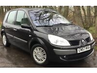 Renault Megane Scenic 1.6 Automatic Privilege MPV People Carrier⭐️SAVE £300 March Sales⭐️MOT Feb 19
