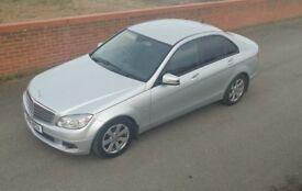 Mercedes Benz c class 2.1 c200 cdi blue efficiency se 4dr