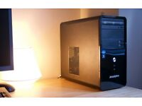 COMPUTER CASE: ZooStorm mATX case with 300W ZooStorm PSU and Win7 CD-Key