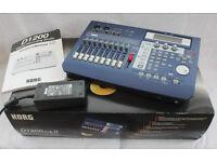 Korg D1200 MKII 12 Track Hard Disc Recorder