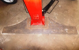 10mm STEEL REINFORCING FLOOR CLAMPS FOR 2 POST LIFTS