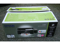 Epson L355 colour printer/copier/scanner for sale, wi-fi and extra set of inks