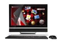 All in one pc Packard bell like new touch screen