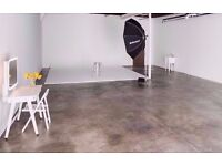 Large 545sqft Studios w/ HighCeiling Ideal for Creative Professional -24/7 Access!!!!
