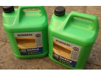 Decking Cleaner Ronseal