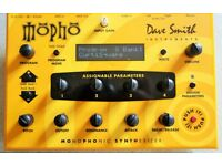 Dave Smith Mopho Analogue Desktop Mono Synth
