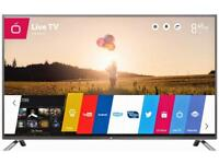 "LG 55"" Webos 4K Smart TV"