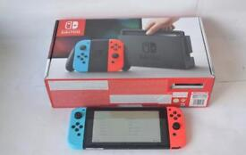 Nintendo Switch Barely Used