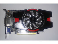 ASUS GeForce GT 640 2GB VRAM BOXED excellent condition