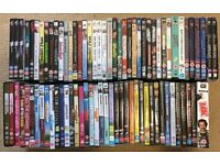 Secondhand DVDs for sale - joblot