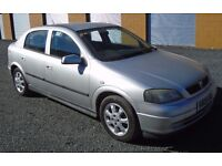 """2005/05 Vauxhall Astra 1.4 Enjoy 16v""""SPARE AND REPAIRS""""not focus,307,corsa,fiesta,golf,punto,207"""