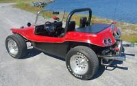 For Sale: 1969 Volkswagen red convertible buggy