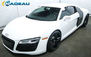 2014 Audi R8 4.2 S-TRONIC QUILTED FULL LEATHER CARBON NAVIGATIO