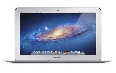 """Apple MacBook Air Core i5 1.4GHz 4GB RAM 128GB SSD 11"""" - MD711LL/B"""