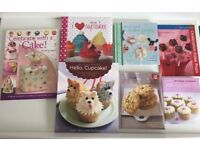 Cake, Cupcake Recipe Books