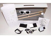 Aerodrums virtual VR drum kit
