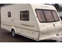 Bailey senator Caravan 2 birth motor mover large end bathroom superb condition top of the range van